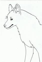 Wolf by KayaTehKat