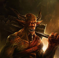 Demon by SolFar