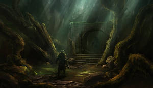 Forest by SolFar