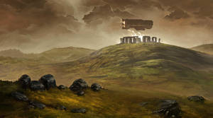 Stonehenge? by SolFar