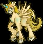 PCH: EtCHan Pow 'Delta' by Pony-UnTastic