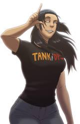 Tank's Top by VanHeist