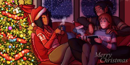 Christmas Special by VanHeist