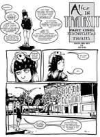 Alice in Transit by VanHeist