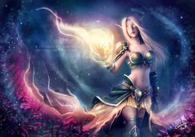 Magical Elf 3 by Emeraldus