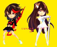 kill la kill by Stariaria