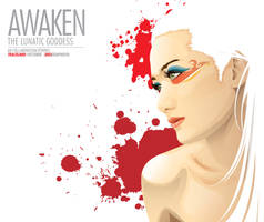 KARMA KUEEN AWAKEN by TraceLandVectorie03