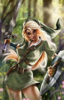 female link by xLinkette