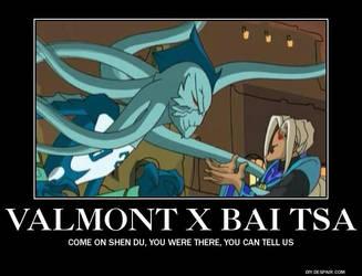 Valmont X Bai Tsa by Maddygirl13