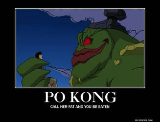 Po kong by Maddygirl13