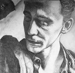 Tom Hiddleston  by LyndellLee