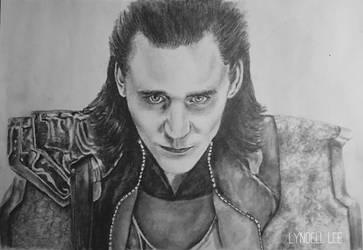 Loki by LyndellLee