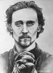 Tom Hiddleston Again by LyndellLee