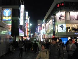 Yokohama night life 2 by raccoon-eyes