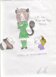 World Domination Fanart by timmylosthishead