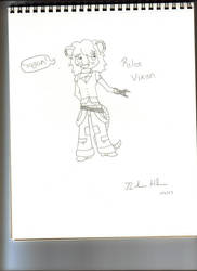 This is me Rilee Vixen by timmylosthishead