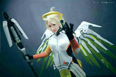 Overwatch - Mercy 2 by rurik0