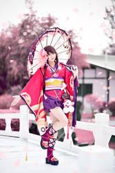 Onmyouji - Kagura 1 by rurik0