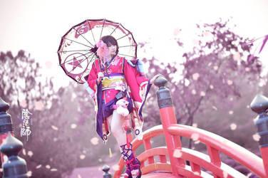 Onmyouji - Kagura 2 by rurik0