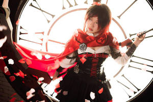 RWBY - Ruby Rose (Season 4) by rurik0