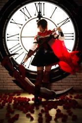 RWBY - Ruby Rose by rurik0