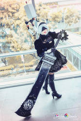 Another... Nier Automata 2B (CharaExpo 2017) by rurik0