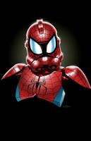 Spider-Man Clone Trooper by JonBolerjack