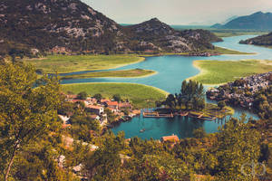 Rijeka Crnojevica by Dapicture