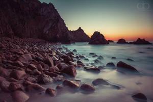 Praia da Ursa by Dapicture