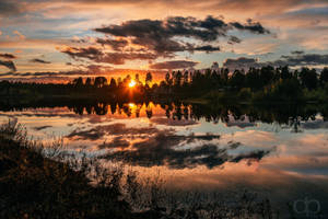 Mora Sunset by Dapicture