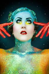 Glitter Shoot III by Samii-Doll