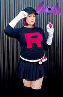 Team Rocket Grunt IV by Samii-Doll