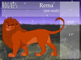SP: Rema by Cwenthryth