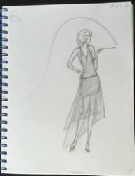 Sketch: 'Deco' by Euphreana