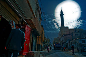 The dark night by bsoOma