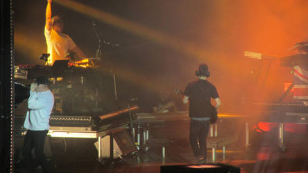 Linkin Park - Chester, Joe and Brad by The-Earl-Grey