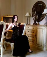 Gothic Luxuriation 3 by Cait-Shoxxi