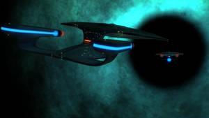 Yesterday's Enterprise #1 by Cannikin1701