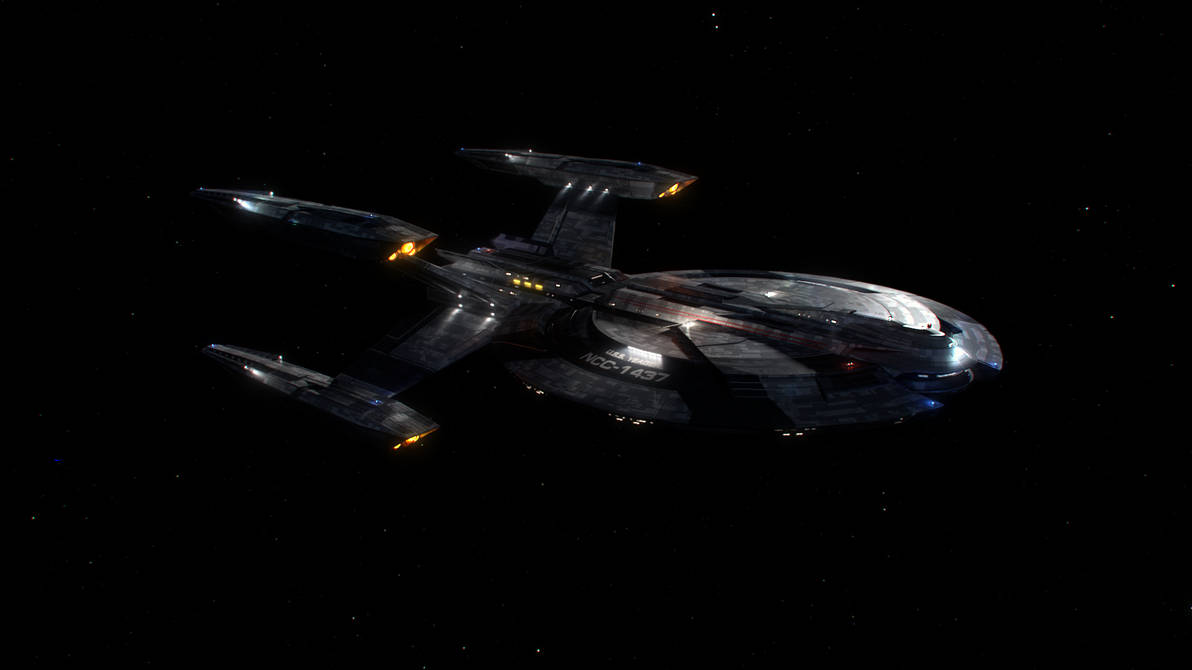 USS Yeager by Cannikin1701
