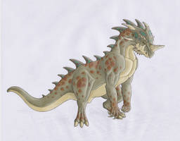 Dracosaur by User96