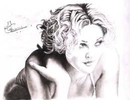 Drew Barrymore by prapanj