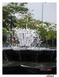 the Fountain.. by alchi1210
