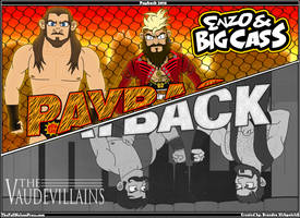 WWE Payback 2016 by TheFullNelsonPress