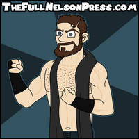 Aiden English (2016 WWE SmackDown Debut) by TheFullNelsonPress