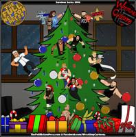 WWE Survivor Series 2016 by TheFullNelsonPress