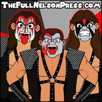 Demolition (Ax + Crush + Smash) by TheFullNelsonPress