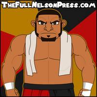Samoa Joe (2015 NXT Debut) by TheFullNelsonPress