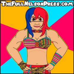 Asuka (2016 NXT Debut) by TheFullNelsonPress