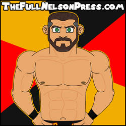 Bobby Roode (2016 NXT Debut) by TheFullNelsonPress