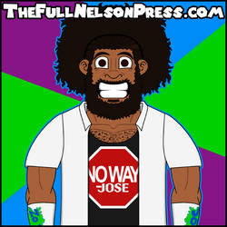 No Way Jose (2017 NXT Return) by TheFullNelsonPress
